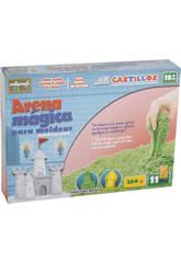 Sabbia Magica 250 gr con Accessori 11 pezzi
