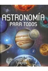 Libro Astronomía Para Todos Susaeta Ediciones S2042999