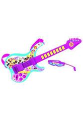 Guitare Électronique Connexion Mp3 Soy Luna