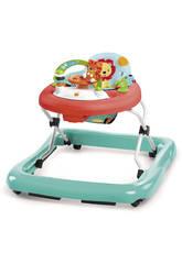Bright Starts/Kids II Girello Primi Passi, Multicolore