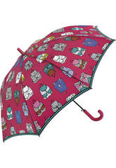 Paraguas Girls Automático