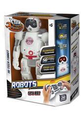 Radio Control Spy Bot