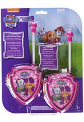 Paw Patrol Walkie Talkie Rosa Cefa Toys 470