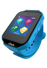 Reloj Smartwatch Clan Azul Cefa Tronic 105