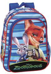 Day Pack Infantil Zootropolis
