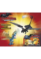 Dragones De Berk Figurines Deluxe