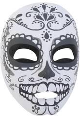 Mascara Katrina Diesntes Blanca Negra