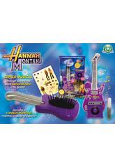 HANNAH MONTANA CEPILLO MUSICAL Giochi Preziosi 23051