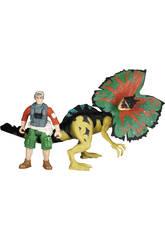 Dino Valley Dinosaures Avec Figurine et Accessoires