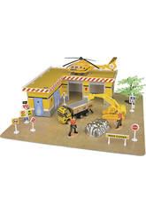 Equipo de Construcción con Vehículo 33 piezas