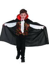 Kostüm Vampir Rosen Kind Größe L