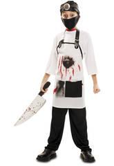 Disfraz XL Niño Doctor Killer