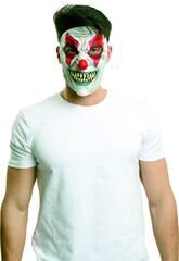 Masque Clown Diabolique