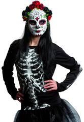 Masque Katrina Fleurs