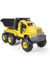 Mega Camion 90 cm Benne Basculante Foot Truck Avec Sons