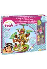 Heidi Maison Dans l'Arbre