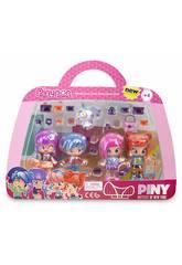 PinyPon Piny Pack 4 Amiche Famosa 700012916