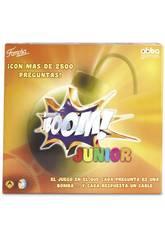 Jogo de Tabuleiro Boom Junior Famosa 700013150