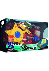 Mutant Busters Sheriff avec Plaque Protectrice
