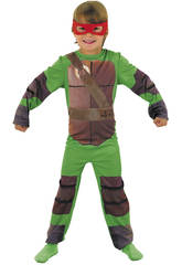Disfraz niño Tortugas Ninja T-S