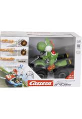 Radio Control 1:20 Voiture Go Mario Kart 8 Yoshi