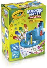 Marker Maker con Emoticones