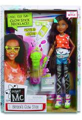 Bambola con Esperimento Project Mc2