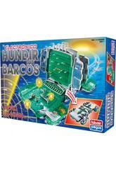 Hundir los Barcos Electrónico Falomir 22004