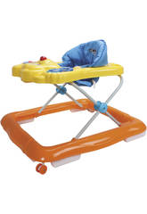 Trotteur Orange Activites Ourson
