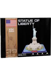 Puzzle 3D Statue de la Liberté 39 pièces