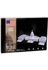 Puzzle 3D Le Capitole 132 pièces