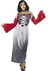 Disfraz Vampiresa Zombi Mujer Talla XL