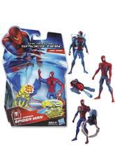 Spiderman figurines d'action 9 cm Hasbro 37201186