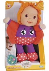 Bambola Morbida con Ali