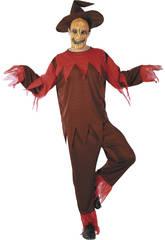 Disfraz Calabaza de Fuego Hombre Talla L