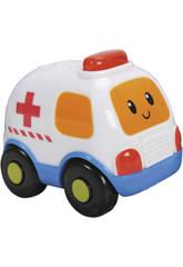 Fourgonnette Go Go Ambulance
