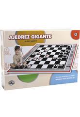 Tapis de échecs 180x160x0.5 cm.