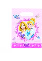 Princesses Glamour Pack 6 Sacs de Fête