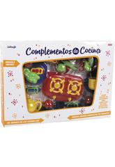Complementos de Cozinha Cozinha de Brinquedo 20 Peças