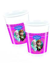 Frozen pack 8 bicchieri 200 ml.