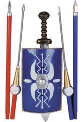Set Armas Romanas 6 piezas