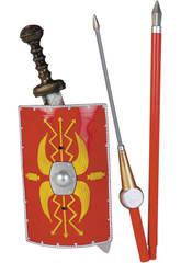 Set Armes Romaines 4 Pièces