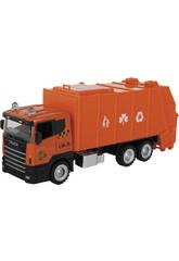 Camion 1:43 Ramassage de Déchets 22cm.