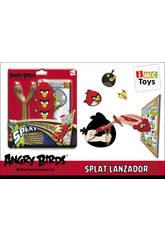 Angry Birds Splat Lanzador