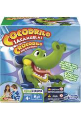Conjunto de mesa de crocodilo Sacamuelas HASBRO GAMING B0408175