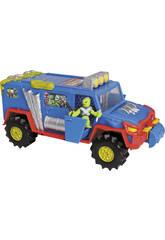 Mutant Mania. camion + 1 figure