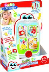 Bebê smartphone