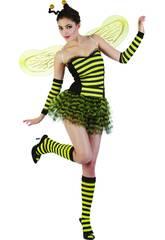 Déguisement abeille femme taille L