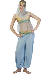 Déguisement ballerine arabe Yasmine femme taille XL