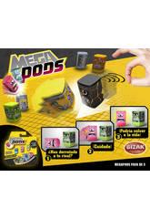 Megapods Pack 3